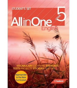 All in One English Grade 5