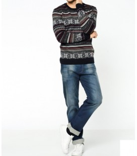 Lee Cooper Jean Erkek Pantolon | Harry - Straight 171 LCM 121049