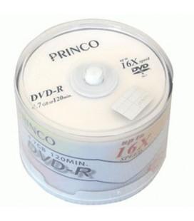 Princo 16X 4.7GB 50'Li Cakebox DVD-R
