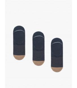Koton 3'lü Erkek Çorap  8KAM81041AA999