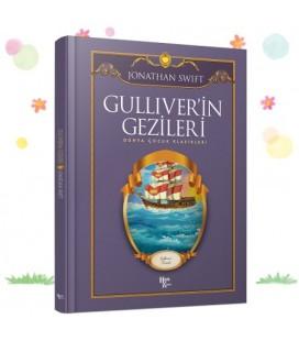 Gulliver'in Gezileri - Jonathan Swift - Halk Kitabev