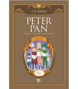 Peter Pan - Dünya Çocuk Klasikleri James Matthew Barrie - Halk Kitabevi