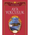 Ay`a Yolculuk - Halk Kitabevi - Jules Verne