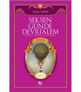 Seksen Günde Devrialem - Jules Verne - Halk Kitabevi