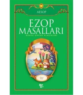 Ezop Masalları - Aesop - Halk Kitabevi