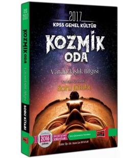 2017 KPSS Kozmik Oda Vatandaşlık Tamamı Çözümlü Soru Bankası Yargı Yayınları