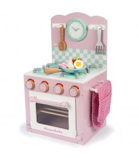 Le Toy Van TV303 Honeybake Collection Oven Set (pink) Playset