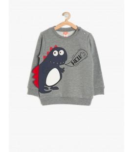Koton Baskılı Sweatshirt 8KMB18745OK045