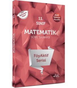 11. Sınıf Matematik FöyAktif Serisi Soru Bankası Asel Yayınları