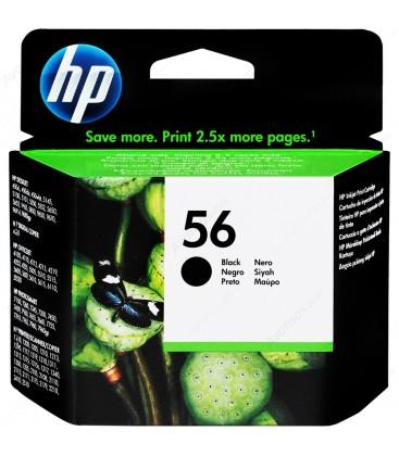 Original HP 56 black ink cartridge C6656A Cartridge