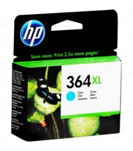 CB323EE HP 364xl cyan cartridge