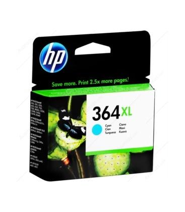 HP 364XL Mavi (Cyan) Kartuş CB323EE