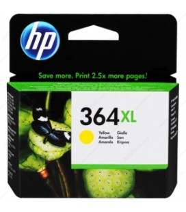 HP 364XL Sarı (Yellow) Kartuş CB325EE