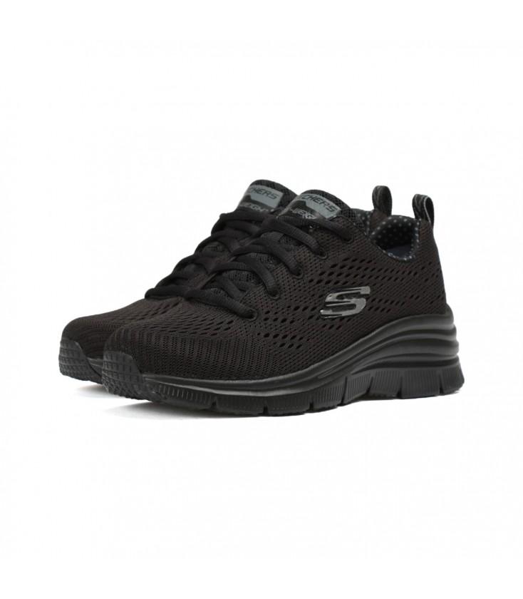 pureza Mejorar Tibio  Skechers 12704 Bbk Fashion Fit-Statement Piece Koşu Ve Yürüyüş Ayakkabısı -  Gümrük Deposu