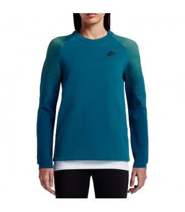 Nike Tech Fleece Crew FW16 Kadın Sweatshirt 809537-301