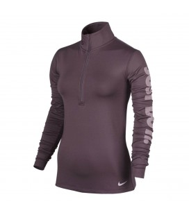 Nike 803149-533 Np Wm Top Ls Hz Logo Kadın T-Shirt