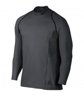 Nike Erkek Sweatshirt 801998-021 M Np Hprwm Top Ls Fttd Mk