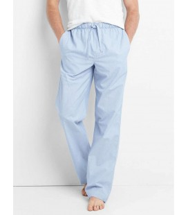 Gap Desenli Pijama 324656 Mavi
