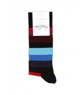 Happy Socks Erkek Çorap Kırmızı Siyah Hpssa01-068