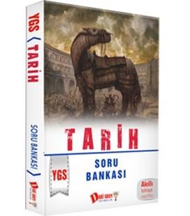 YGS Tarih Tamamı Çözümlü Soru Bankası Dahi Adam Yayınları
