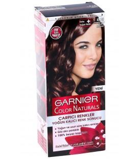 Garnier Buzlu Kestane Çarpıcı Renkler 4.15 Saç Boyası