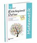 7.Sınıf Türkçe Etkileşimli Defter Dörtrenk Yayınları