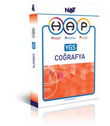 HAP - YGS - Coğrafya - Binot Yayınları
