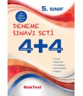 Bloktest 5.Sınıf Deneme Sınav Seti 4+4