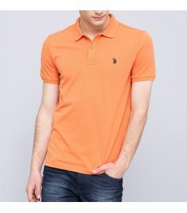 U.S. Polo Assn. Polo Yaka Slim Basic T-Shirt G081GL011.000.430923.VR031