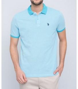 U.S.Polo Assn. Tişört Açık Mavi G081GL011.000.431101.VR093