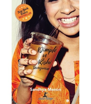 Dimple ve Rishi Tanışınca Sandhya Menon - Misis Kitap