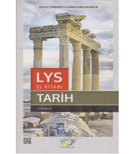 LYS Tarih El Kitabı FDD Yayınları