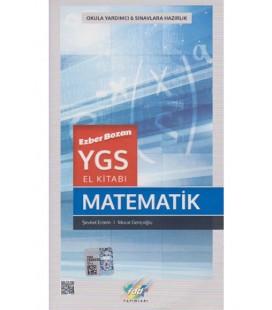 YGS Ezberbozan Matematik El Kitabı FDD Yayınları