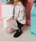 DeFacto Pembe Yıldız Desenli Kız Çocuk Hırka H1742A4.PN188