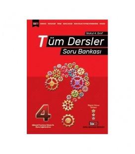 4.Sınıf Tüm Dersler Soru Bankası SB Yayıncılık