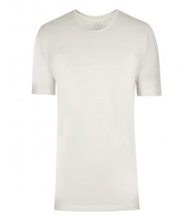 Ds Damat Twn Beyaz Erkek Tişört 6EE140635000801