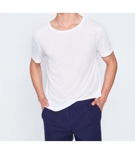 Koton Bisiklet Yaka, Kısa Kollu T-Shirt  7YAM12018LK000