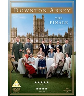 Downton Abbey: The Finale (DVD)