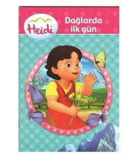 Heidi Dağlarda İlk Gün Çocuk Kitabı
