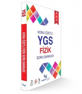 YGS Fizik Konu Özetli Soru Bankası - Başarıyorum Yayınları