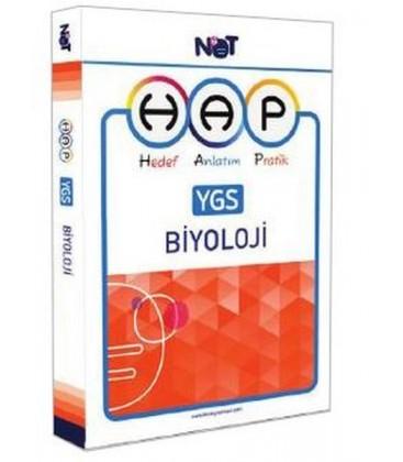 HAP - YGS Biyoloji - Kolektif  Bi Not Yayınları