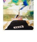 Aker Silk Crepe Satin Scarf 7173701-311 90X90 %100 Silk