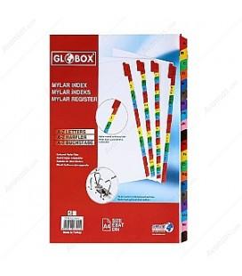 Globox Mylar Separetör A-Z 6547