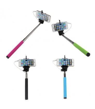 Selfie Çubuğu Cable Take Pole Z07-5S