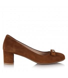 Hotiç Hardal Bayan Ayakkabı 11166