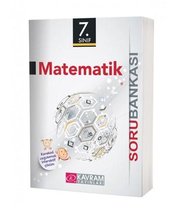 7.Sınıf Matematik Soru Bankası Kavram Yayınları