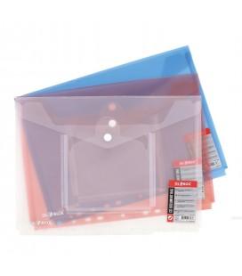 Globox Cdli Kırmızı Çıtçıtlı Dosya 6221