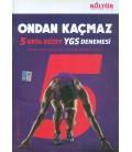 YGS Ondan Kaçmaz 5 Orta Düzey Denemesi - Kültür Yayınları