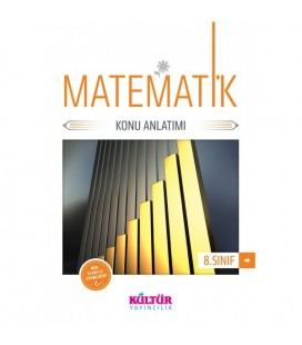 8. Sınıf Matematik Konu Anlatımı - Kültür Yayınları