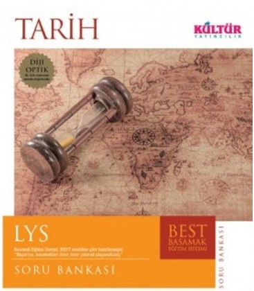 LYS BEST Tarih Soru Bankası - Kültür Yayıncılık